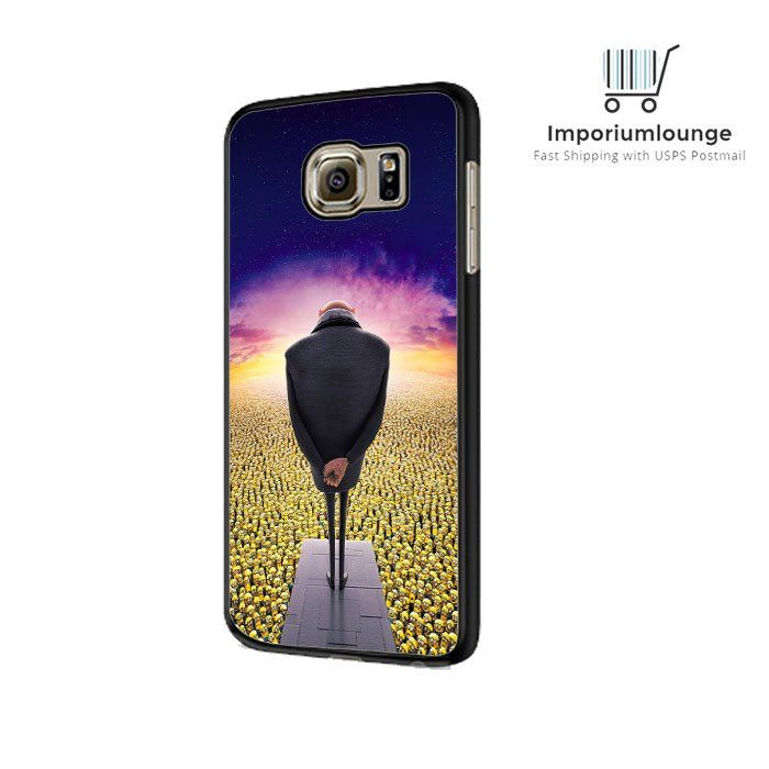 Despicable Me Gru Minions Army iPhone 4 5 6 6 Plus Galaxy S3 S4 S5 S6 HTC M7 M8 Sony Xperia Z3