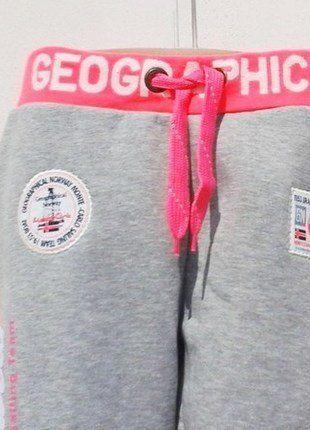 À vendre sur #vintedfrance ! http://www.vinted.fr/mode-femmes/vetements-de-sport-pantalons/28748627-pantalon-de-jogging-femme-geographical-norway-gris-clair-taille-546