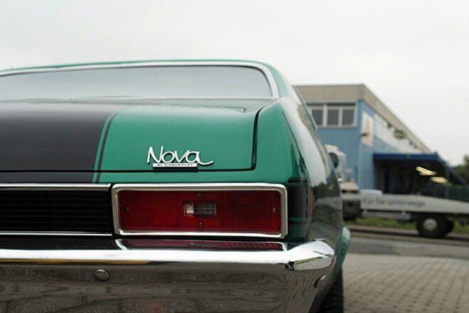 Nova was always a dream..