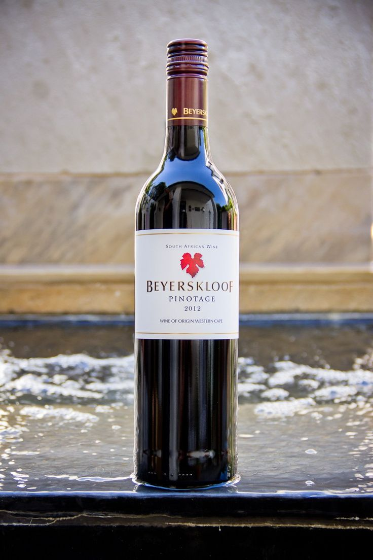The Beyerskloof Pinotage boast with being South-Africa's most popular Pinotage, and it's no wonder.
