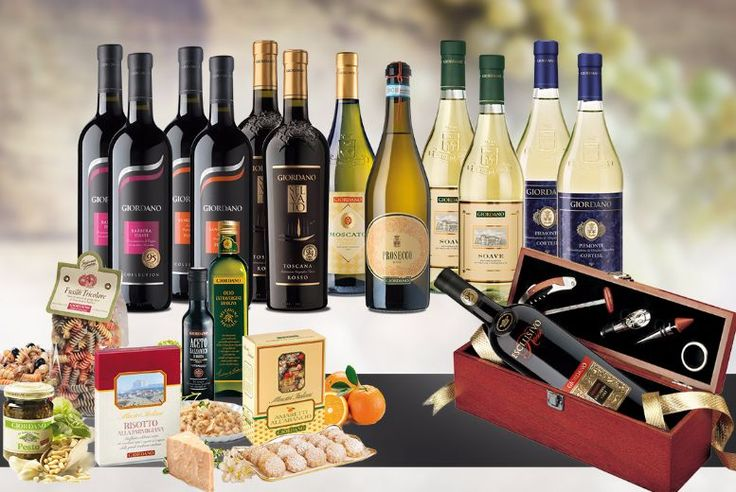 13-Bottle Italian Wine & Food Hamper