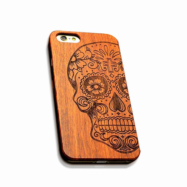 Wooden Case for iPhone 7 / Plus