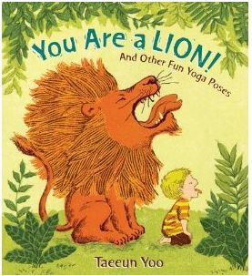 Yoga Breaks with You Are a Lion!