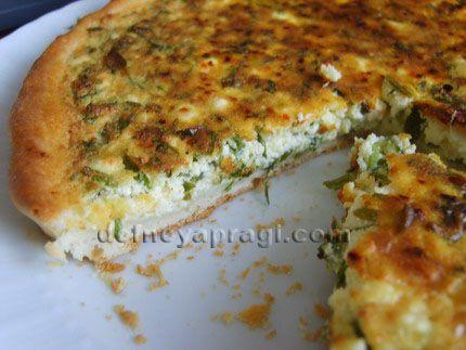 Defne Yaprağı :: Damak tadınız...peynirli tart