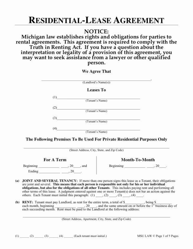 One Page Rental Agreement Fresh 1 Page Rental Agreement In 2020 Lease Agreement Rental Agreement Templates Lease Agreement Free Printable