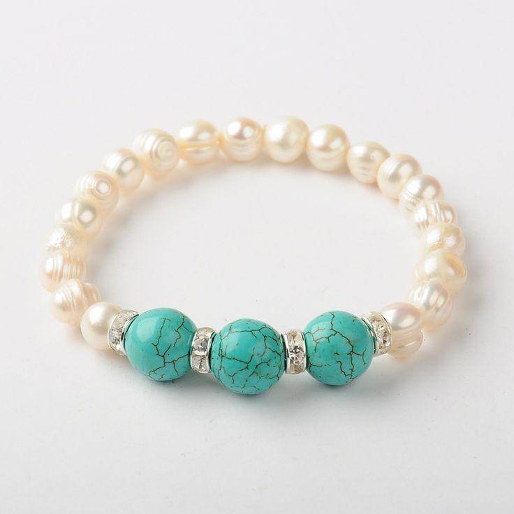 PandaHall Jewelry—Grade A Pearl Beads Bracelets... | PandaHall Beads Jewelry Blog