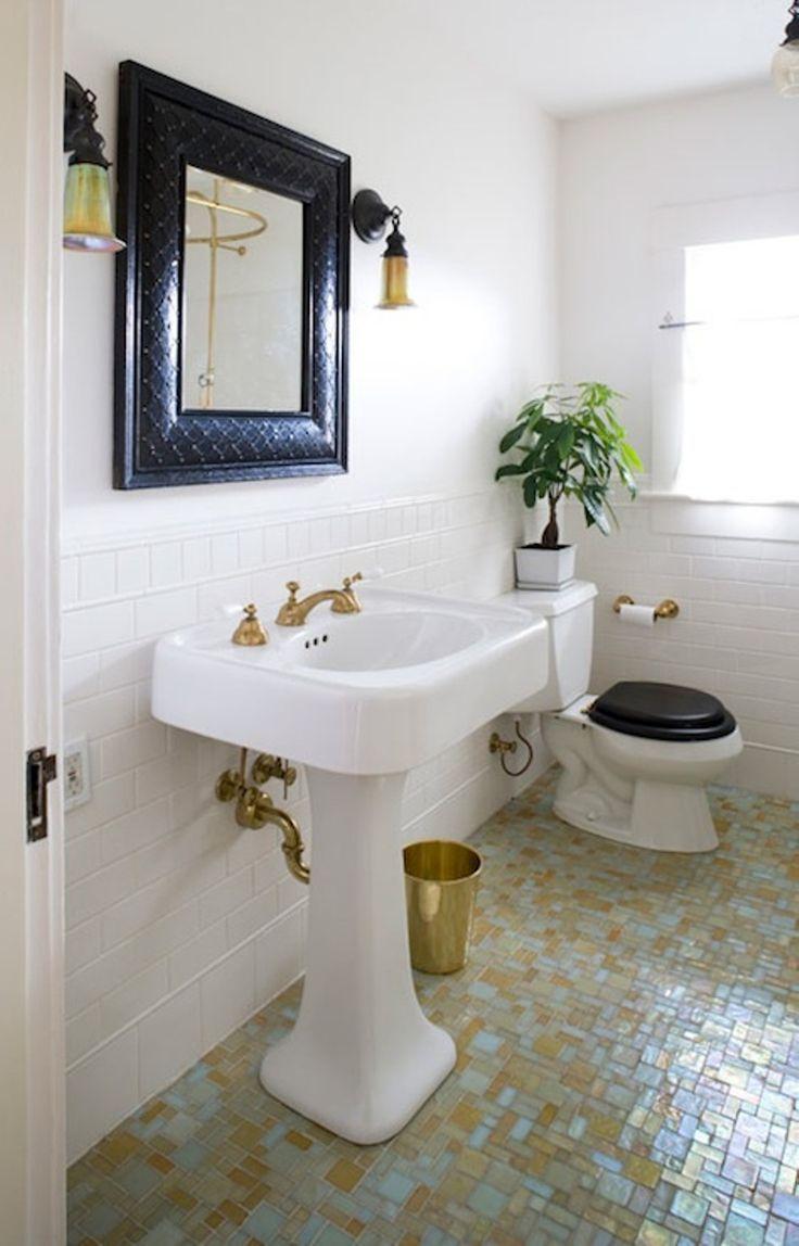 Pedestal Sink Ideas Onpedistal Sink