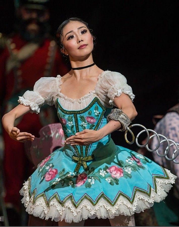 .English National Ballet's 'Coppelia' - Rehearsal