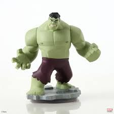 Marvel Super Heroes (2.0 Edition) – Hulk Figure The only problem I have is that you can't truly max him out and use all the skill tree.  His stories are similar to the cartoon stories, but they are his own. http://awsomegadgetsandtoysforgirlsandboys.com/disney-infinity-characters/ DISNEY INFINITY CHARACTERS: Marvel Super Heroes (2.0 Edition) – Hulk Figure