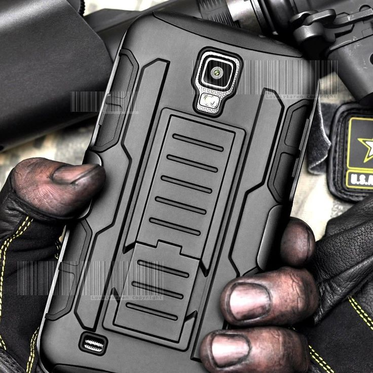 Samsung Galaxy S4 ACTIVE Case Cover Future Armor™ Holster Protector Combo i537  #samsung #samsungmobile