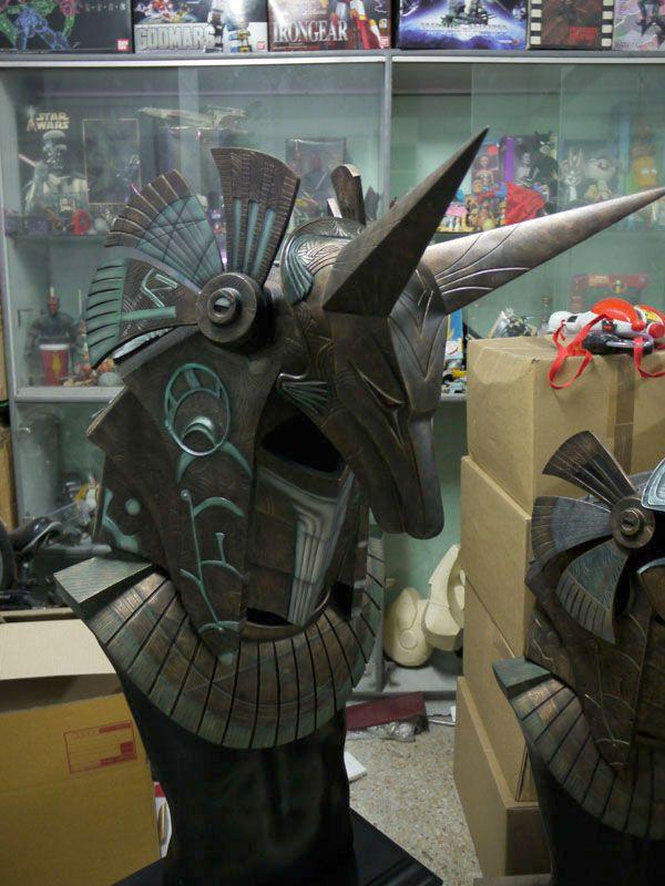 Stargate Anubis/Horus lobsterback by kookoo - in-box ...
