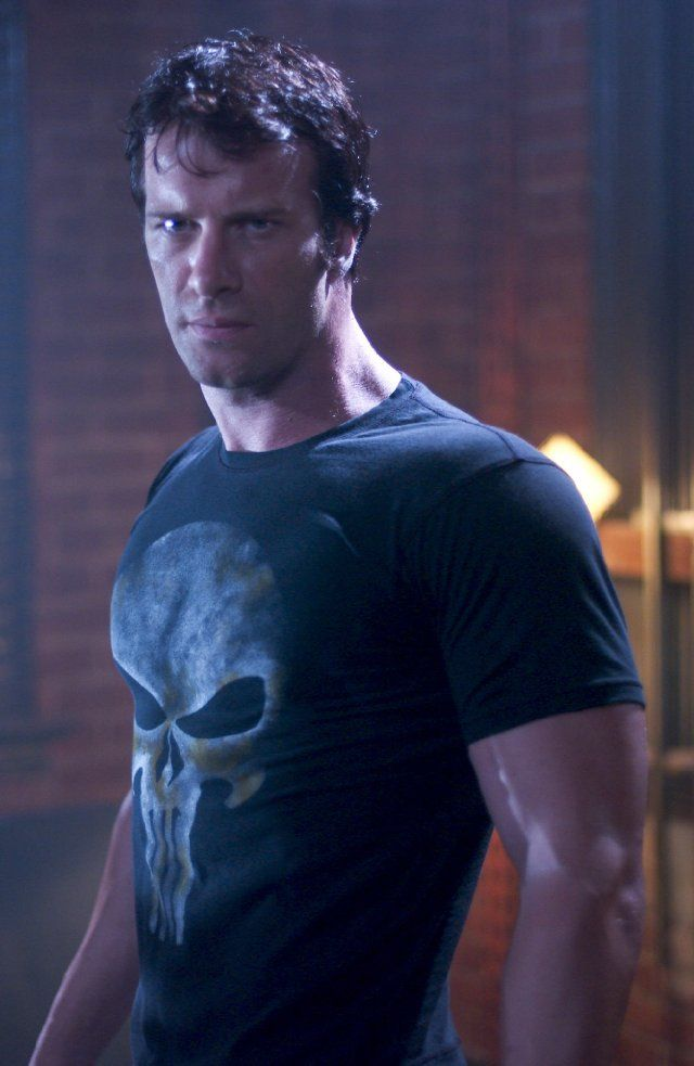 Thomas Jane - look, attitude, haven't seen a movie of his I didn't like but best Punisher ever