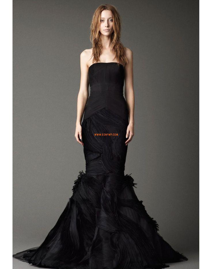 Délka dvorní Tyl Spuštený Designer Svatební šaty