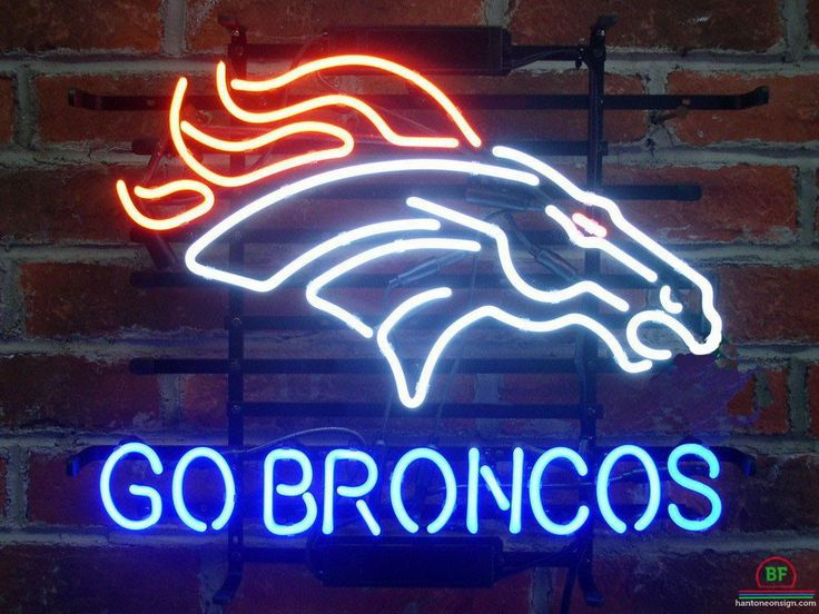 Man Cave Neon Signs Canada : Best man cave images on pinterest broncos fans