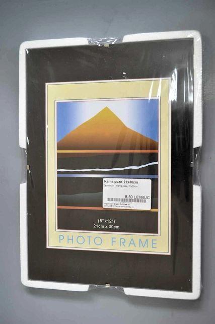Rama poze, 21x30cm, art.-nr: 00877. Lei 8.50