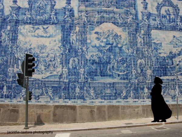 Porto, PortugalGrote Huis, Port Portugal, Portuguese Tile, Favorite Places, Things Portuguese, Ceramics Tile, White, Delfstblauw Tegels, A Large