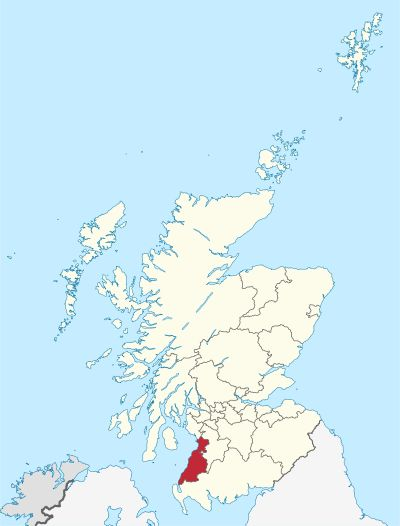 South Ayrshire in Scotland.svg