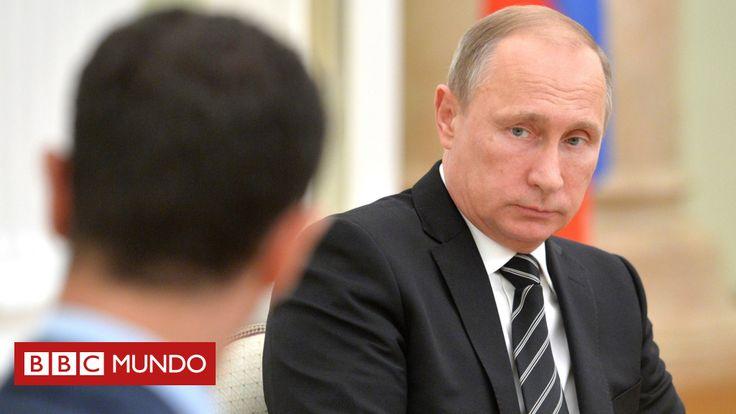 Aunque el G7 decidió no imponer sanciones contra Rusia, sí presionará al presidente Putin para que deje de apoyar el gobierno de Bashar al Asad, una propuesta con pocas probabilidades de éxito si se tienen en cuenta los intereses políticos, militares y personales que tiene el mandatario ruso en Siria.