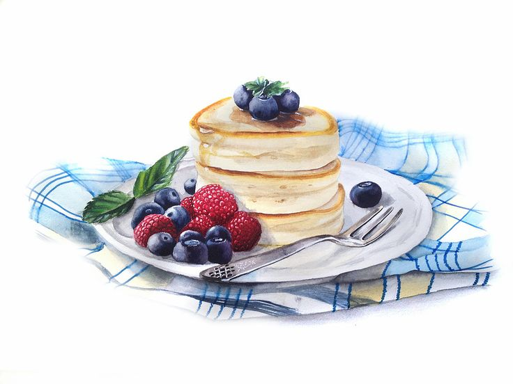 Anna Berezkina : pancake
