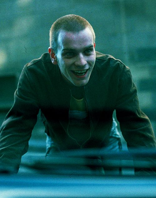 Trainspotting Ewan Mcgregor Shoes