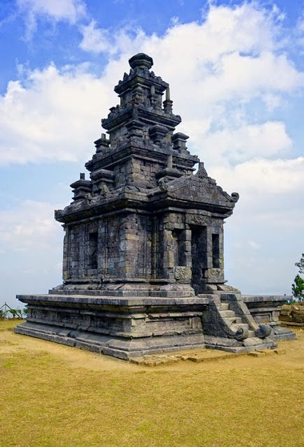 300 Traveling Indonesia: Gedong Songo Temple, Semarang, Central Java