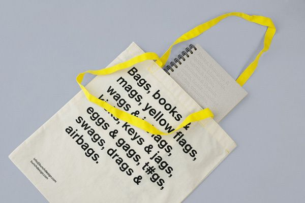 Bunch Notes&Totes on Branding Served