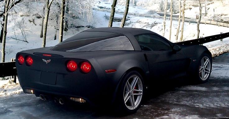car wrap corvette - photo #20