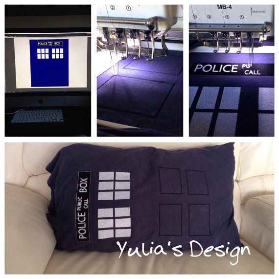 Doctor Who on Etsy, $75.72 AUD