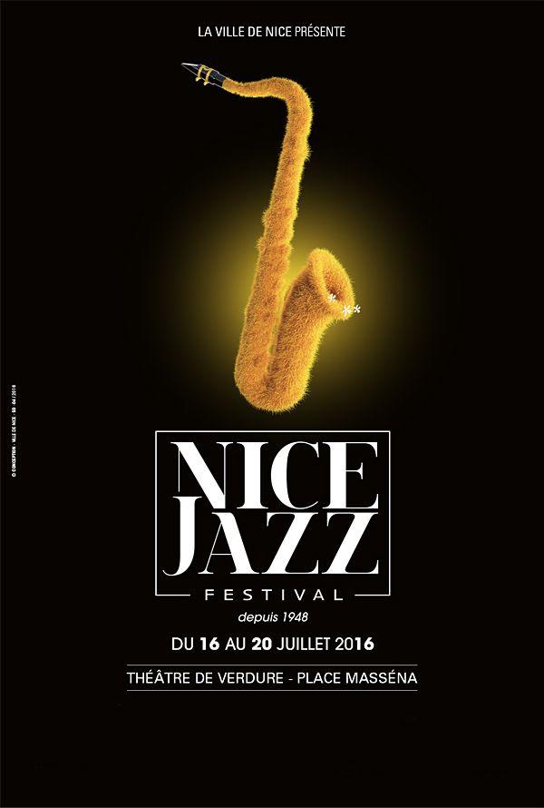 Nice Jazz Festival 2016 #musiqe #jazz #programmation
