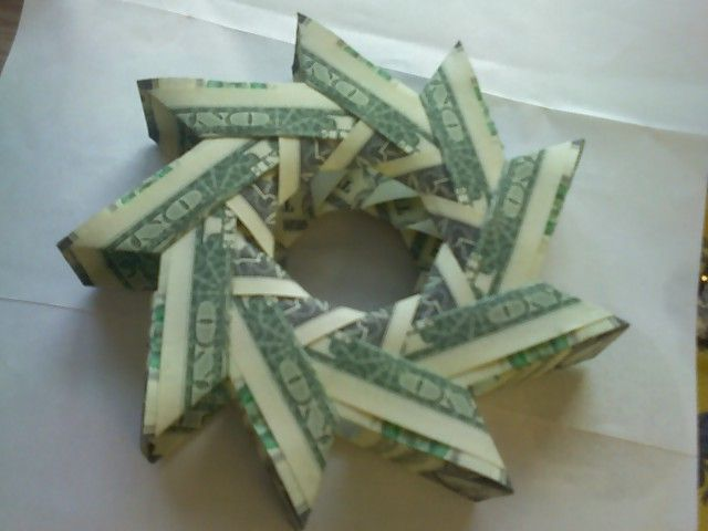 290 Best Images About Origami Money On Pinterest
