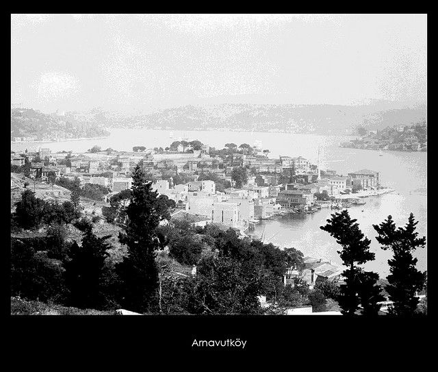 İstanbul-Yıldız Albümleri, Arnavutköy