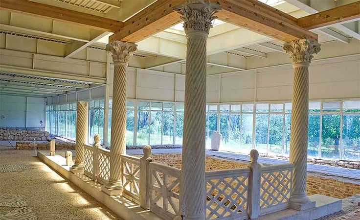 Villa Armira Mermer Sarayı Bulgaristan
