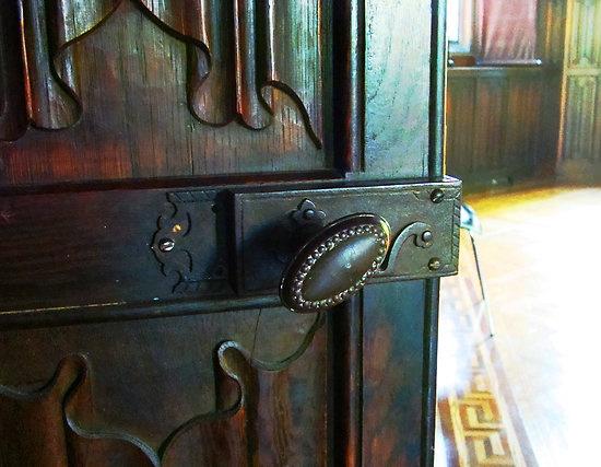 Conference Room Door Handles