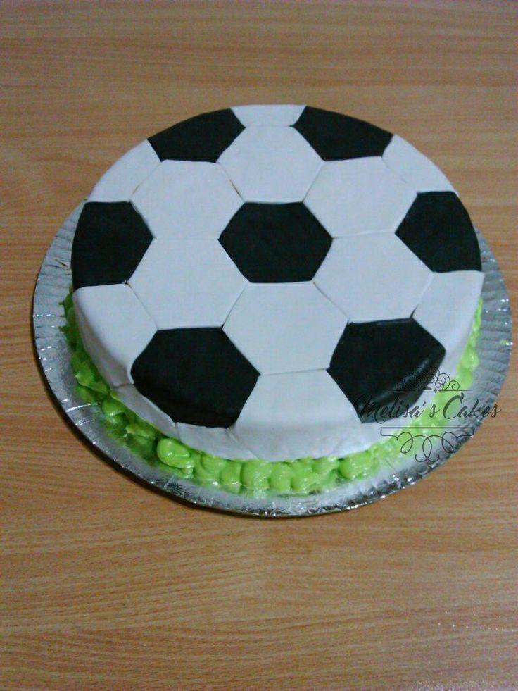 Torta pelota de fútbol #pelota #fútbol #football