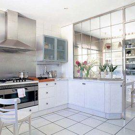 M s de 1000 ideas sobre espejo de cristal para ventana en for Cocinas office modernas