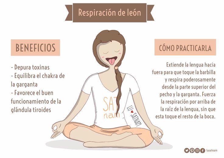 Respiración de León