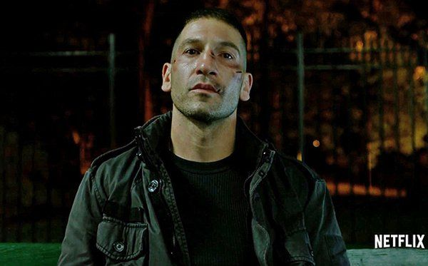 Jon Bernthal as Frank Castle / Punisher
