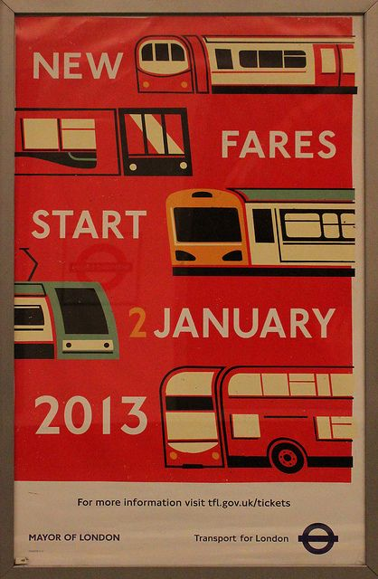 Transport for London poster | Flickr - Photo Sharing!