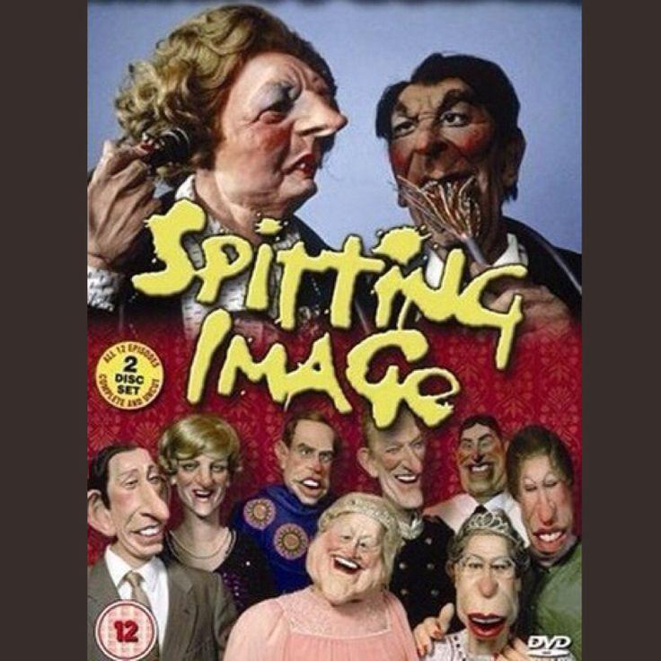 Spitting Image - TV show