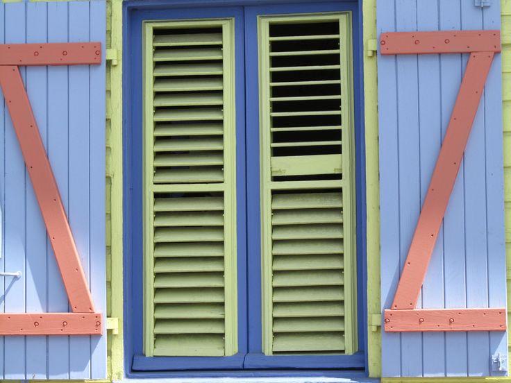 Maison créole (Martinique)  #martinique #antilles