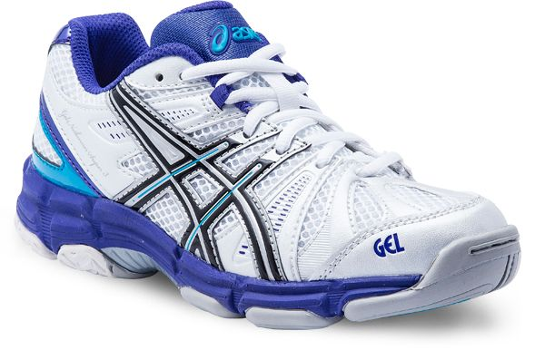 The GEL Netburner Super 3 GS is the most advanced junior netball shoe ASICS has ever created.