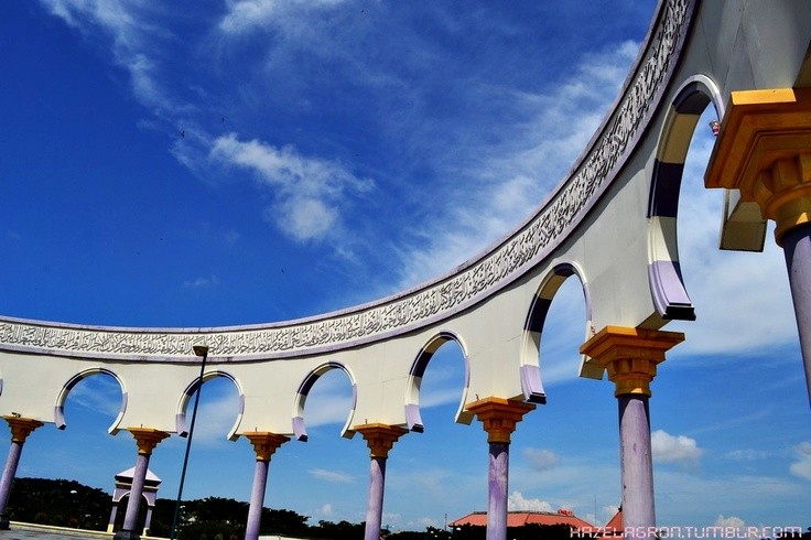 Great Mosque of Semarang, Indonesia
