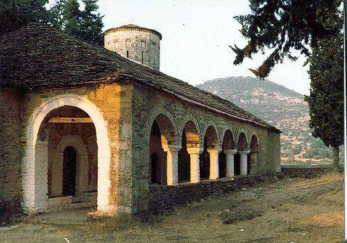.. Ήπειρος - Ιωάννινα - Δήμος Ιωαννιτών Aγιος Γεώργιος (1774), Κούρεντα Ιωαννίνων