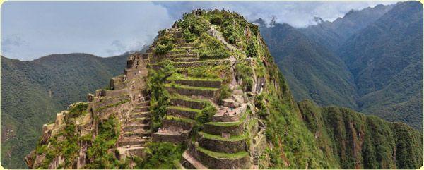 Мачу-Пикчу (Перу) - древний город