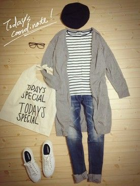 ennnnn!!│ZARAのTシャツ・カットソーコーディネート