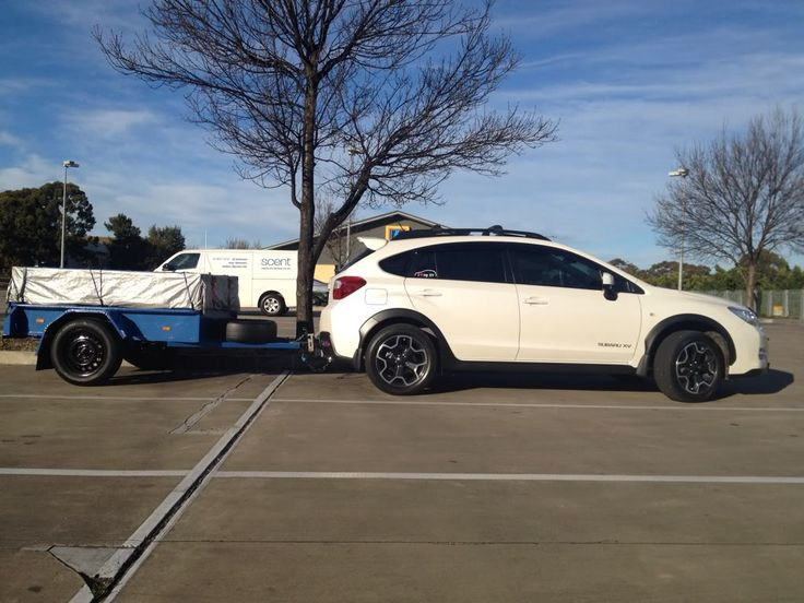 Subaru Crosstrek Towing 2016 Xv White Roof Rack Cvt Are Made For