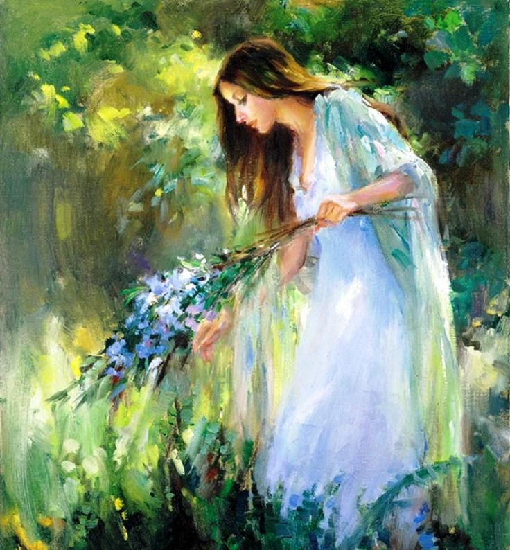 112 best oil painting pictures images on pinterest for Oil painting for kids