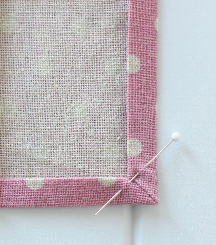 Make Your Own Linen Napkins