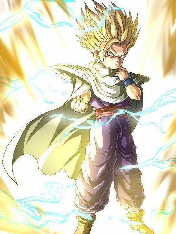 Gohan Ssj2 Me Dammnnnn Anime Dragon Ball Super Dragon Ball Goku Anime Dragon Ball