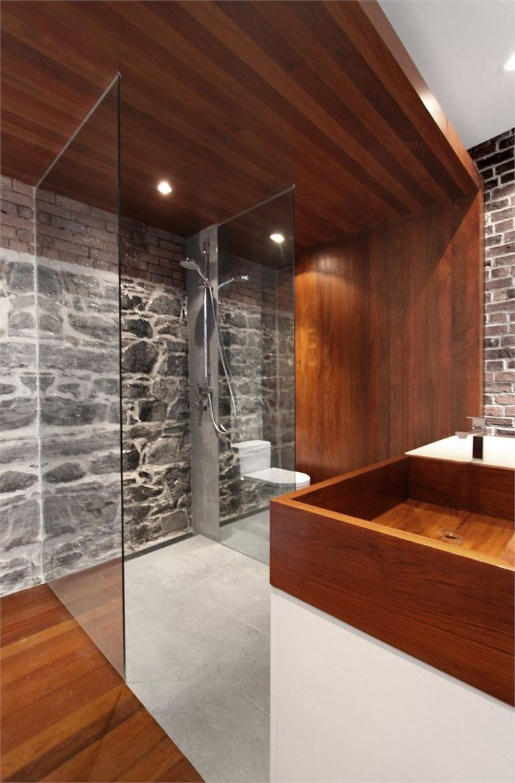 Studio Moquin - Montréal, Canada - 2010 - Atelier Moderno #bathroom #architecture #interiors